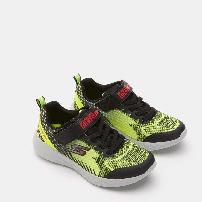 Chaussures Enfant skechers, Noir, 319-6151 - 16