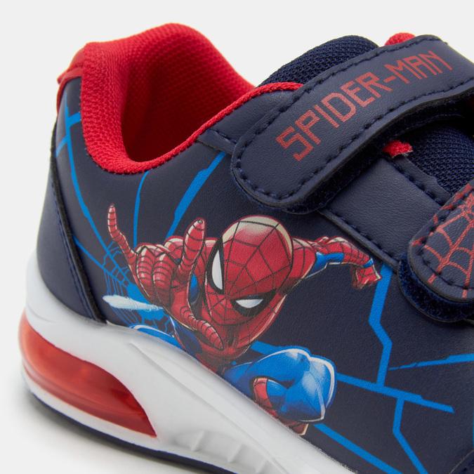 Chaussures Enfant spiderman, Bleu, 311-9341 - 26