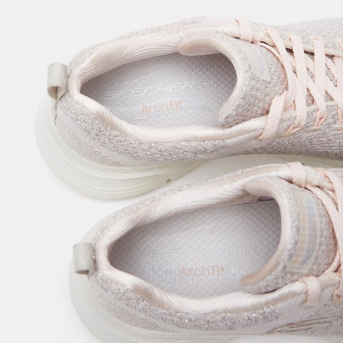 Chaussures Femme skechers, Blanc, 509-1172 - 17
