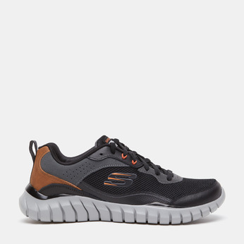 Chaussures Homme skechers, Noir, 801-6132 - 13