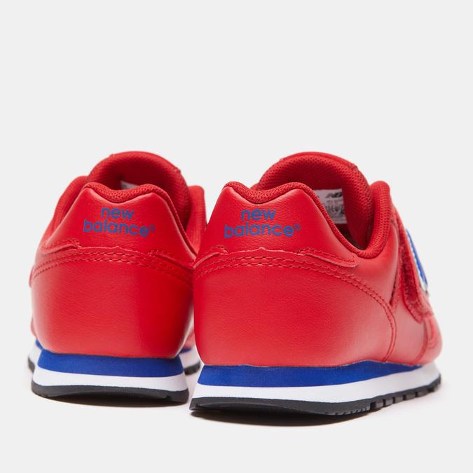 Chaussures Enfant new-balance, Rouge, 301-5366 - 26