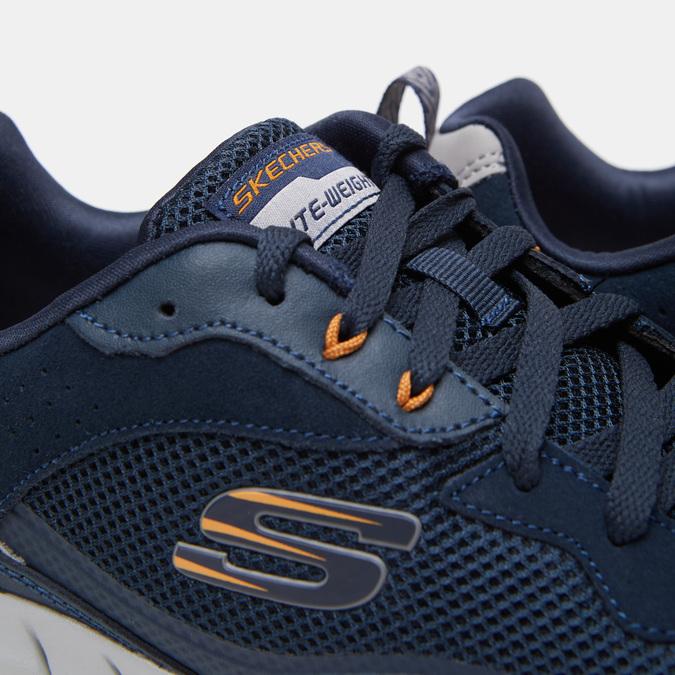Chaussures Homme skechers, Bleu, 801-9132 - 26