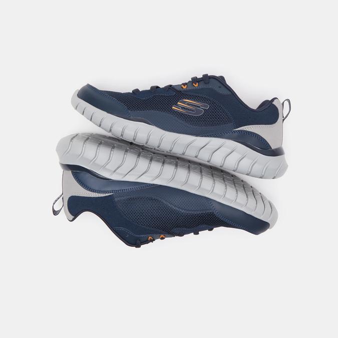 Chaussures Homme skechers, Bleu, 801-9132 - 17