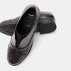 Chaussures Derby sans lacets bata, Noir, 511-6171 - 19