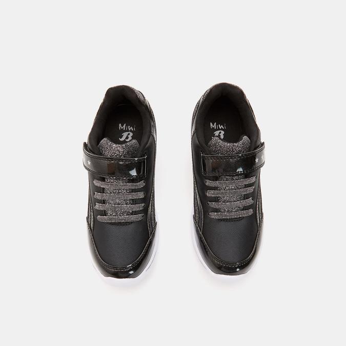 Baskets mini-b, Noir, 321-6365 - 16