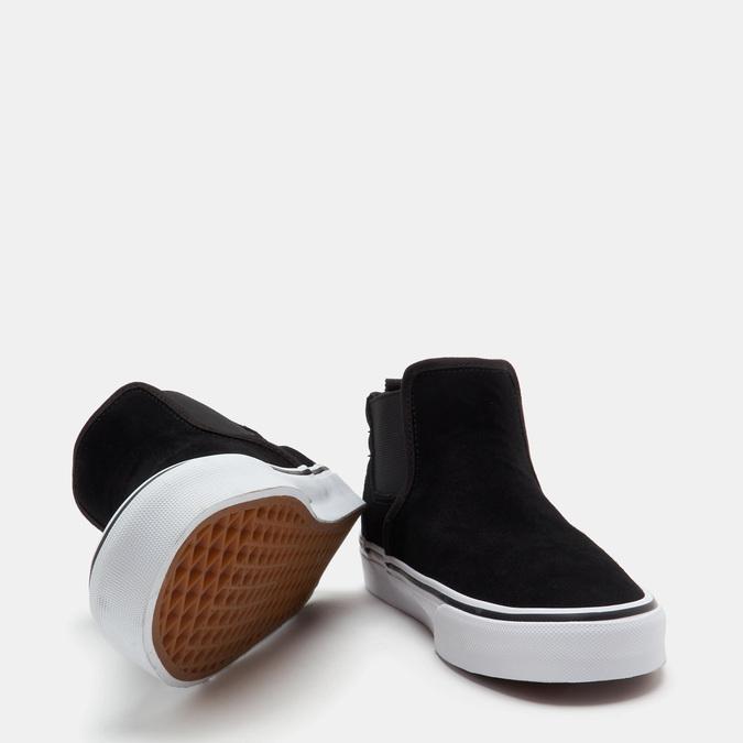 Baskets femme vans, Noir, 503-6145 - 15