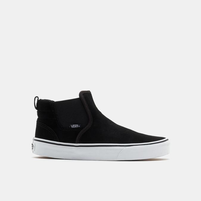 Baskets femme vans, Noir, 503-6145 - 13