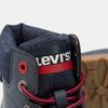 bottines hautes Levi's garçon à semelle track levis, Bleu, 491-9175 - 16