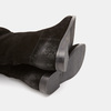 Bottes en suédine bata, Noir, 593-6584 - 15