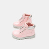 BOTTINES ENFANT mini-b, Rose, 291-5151 - 16