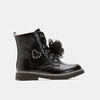 BOTTINES ENFANT mini-b, Noir, 391-6155 - 13