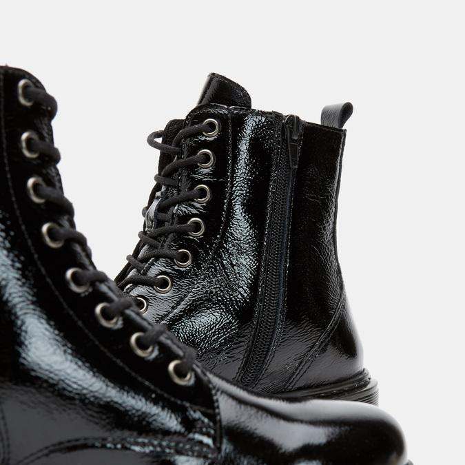Bottines bata, Noir, 598-6105 - 19