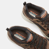 Chaussures homme skechers, Brun, 801-4114 - 15