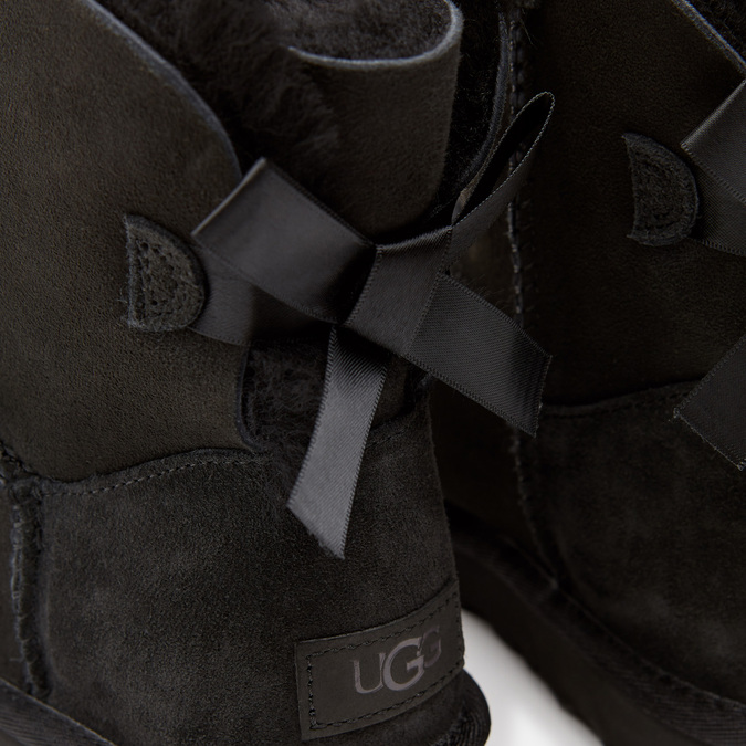 BOTTINES EN CUIR ugg, Noir, 593-6390 - 26