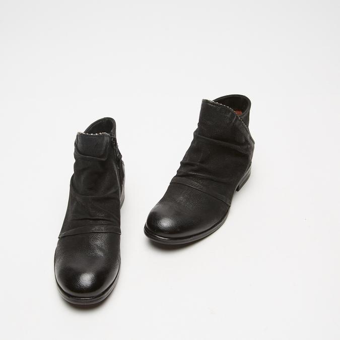 Bottines bata, Noir, 594-6780 - 26