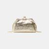 Pochette en cuir bata, Or, 964-8306 - 13
