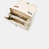 Sac en cuir bandoulière à l'épaule bata, Beige, 964-8107 - 17