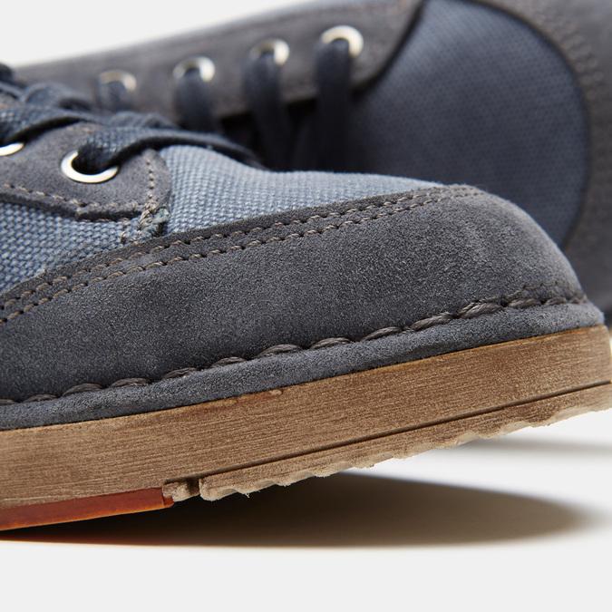 Tennis homme flexible, Bleu, 849-9134 - 26