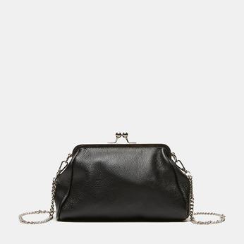 Pochette en cuir bata, Noir, 964-6306 - 13
