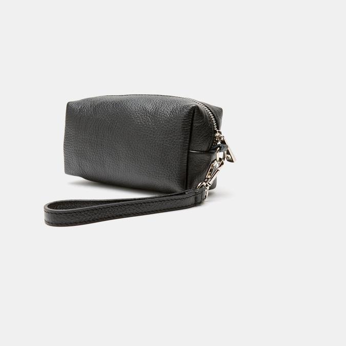 Pochette en cuir bata, Noir, 944-6153 - 15