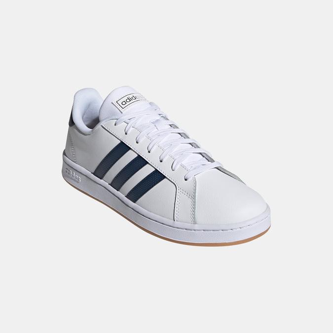 Tennis homme adidas, Blanc, 801-1663 - 26
