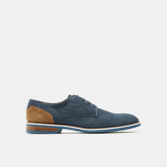 Chaussures à lacets homme bata, Bleu, 823-9115 - 13