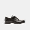 Chaussures à lacets femme bata, Noir, 524-6540 - 13