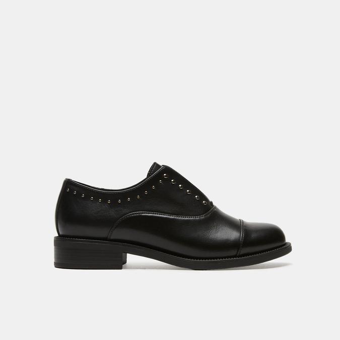 Chaussures plates femme bata, Noir, 511-6359 - 13
