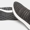Baskets Knit femme bata, Noir, 539-6115 - 15