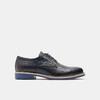 Chaussures à lacets homme bata-rl, Bleu, 824-9149 - 13