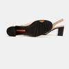 Sandales à talons ouverts et bout arrondi flexible, Rouge, 621-5241 - 17
