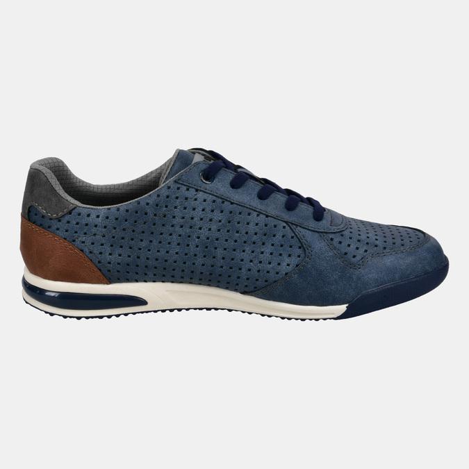 Tennis homme Bugatti bugatti, Bleu, 841-9127 - 15