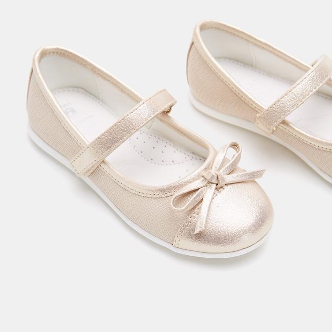 CHAUSSURES ENFANT mini-b, Or, 221-8165 - 16