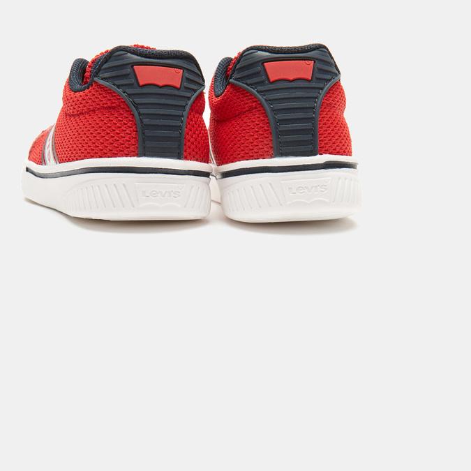 Baskets enfant Levis levis, Rouge, 219-5237 - 17