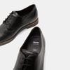 Chaussures à lacets homme bata, Noir, 824-6975 - 19