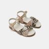 Sandales fille lulu, Or, 369-3110 - 19