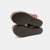 Sandales à plateforme bata, Brun, 761-4886 - 19