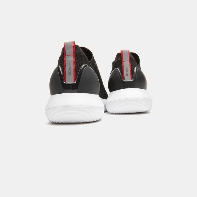 Baskets femme, Noir, 549-6705 - 15