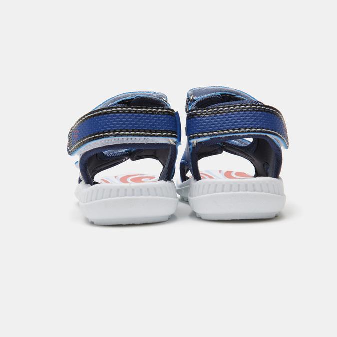 Sandales garçon Gormiti gormiti, Bleu, 261-9223 - 15