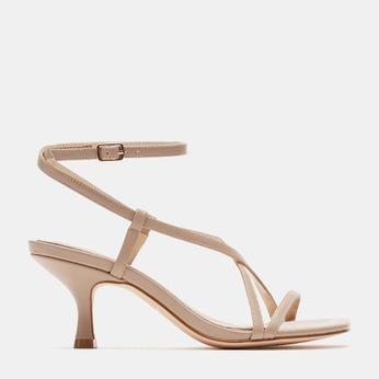 Sandales à bride bata-rl, Rose, 761-5853 - 13