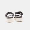 Sandales femme à plateforme bata, Noir, 661-6492 - 15