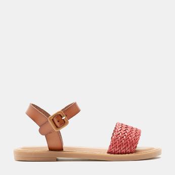 Sandales fille mini-b, Rouge, 361-5430 - 13