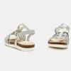 Sandales fille mini-b, Argent, 361-2413 - 15