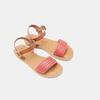Sandales fille mini-b, Rouge, 361-5430 - 19