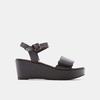 Sandales à plateforme bata, Noir, 764-6882 - 13