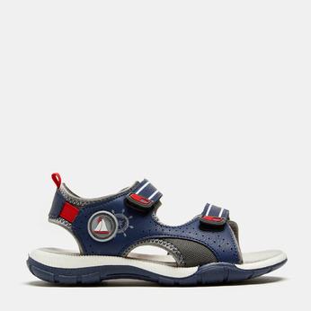 Sandales garçon mini-b, Bleu, 361-9397 - 13