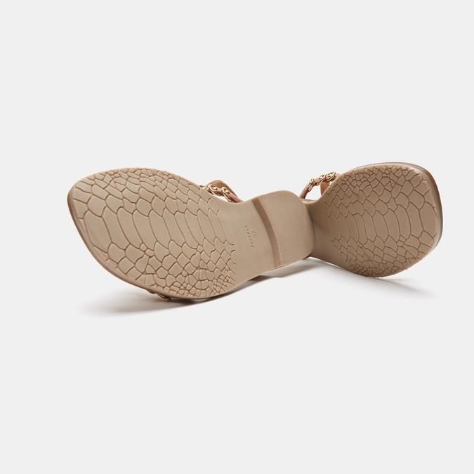 Sandales femme bata, Brun, 564-3864 - 17