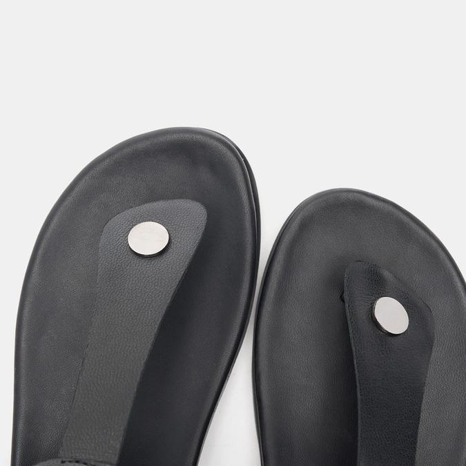 Sandales femme bata, Noir, 564-6885 - 17