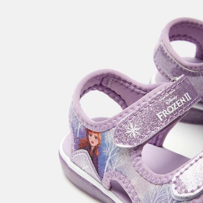 Sandales fille Reine des neiges, Violet, 261-9112 - 26