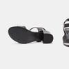 Sandales à plateforme bata, Noir, 764-6970 - 17